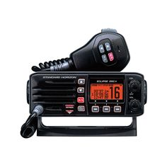Standard Horizon GX1200B Standard Eclipse DSC and VHF Marine Radio - Black * Continue to the product at the image link.