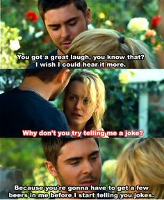The Lucky One } Zac Efron
