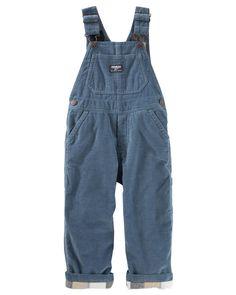 bc073b8006 Toddler Boy Denim Overalls - Ink Blot Wash