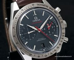 Test Omega Speedmaster '57 Co-Axial Chronographe | The Watch Observer