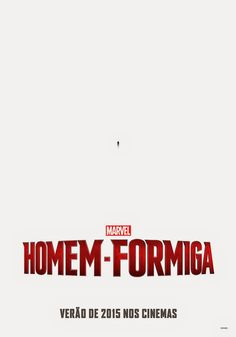 O HOMEM FORMIGA ~ ... And This is Reality