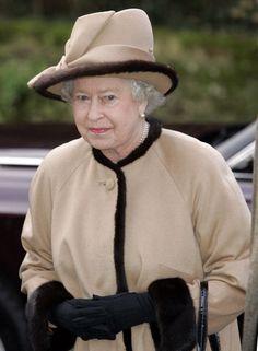 Queen Elizabeth, 2007