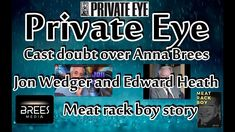 Private eye Cast doubts on Brees Wedger and Michael Tarraga Open Secrets, Private Eye, It Cast, Parenting, Mindfulness, Child, Meat, Eyes, Youtube