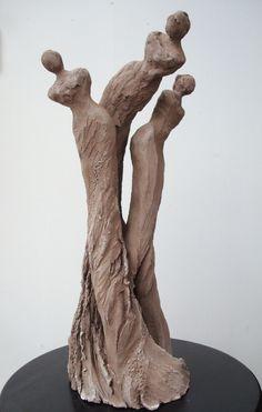La ronde. Sculpture Chantal Lang