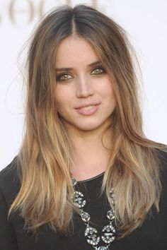Mechas californianas. | I am a Beauty Adicta en stylelovely.com