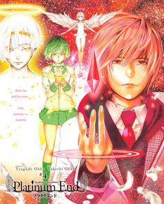 Manga Platinum End Capítulo 4 Página 3