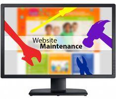 We offer a range of website maintenance packages: http://ift.tt/2iKdHFD #website #webmaintenance #seo