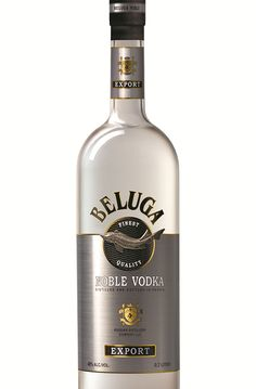 """Beluga Noble Russian Vodka is left to """"rest"""" for thirty days. Such method helps to neutralize the harsh smell of the spirit and to enhance the rich taste and soft flavor of Beluga Russian Noble Vodka. Limoncello, Tequila, Whisky, Rum, Vodka Gifts, The Distillers, Russian Vodka, Premium Vodka, Wine Merchant"""