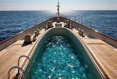 Sail into the horizon . . @opulentmonde #megayacht #yachtlife #sailing #ocean #luxury #life #live #love #fashion #blog #millionaire #photography #instadaily #daily #amazing #yacht