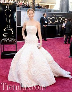 Oscar Stilleri: Jennifer Lawrence