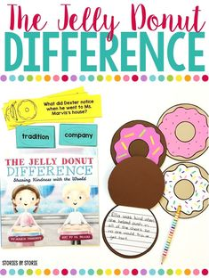 The Jelly Donut Diff