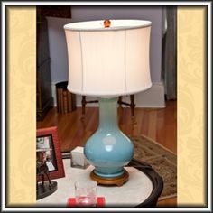 Baluster Porcelain Lamp in Fall Winter 2011 from Source Collection on shop.CatalogSpree.com, my personal digital mall.