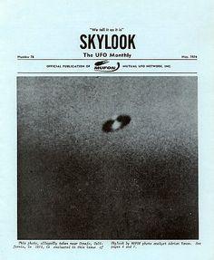 "astrofisicas: "" "" Skylook Magazine, 1974."" """