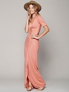 looks like Sienna Miller :) - Tying the Knot Dress | Free People
