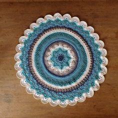 Crochet Mini Rings of Change Free Pattern
