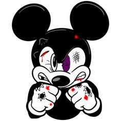 Transfer sublimático para camiseta Dark 004271 - Customize Transfer Wallpaper Do Mickey Mouse, Arte Do Mickey Mouse, Mickey Mouse Tattoos, Trippy Cartoon, Dope Cartoon Art, Dope Cartoons, Owl Wallpaper Iphone, Cartoon Wallpaper, Disney Wallpaper
