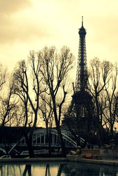 Winter in Paris. I just can't wait!!!