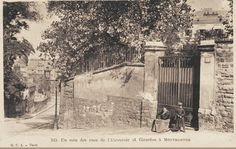 rue Girardon - Paris 18ème