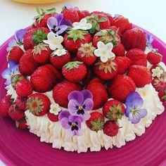 Berrie cake