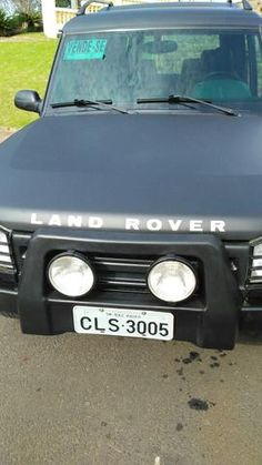 Land rover 23 000