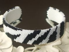 Zebra Cuff | Flickr - Photo Sharing!