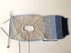 Knitting For Kids, Baby Knitting Patterns, Filet Crochet Charts, Moda Emo, Viking Tattoo Design, String Bag, Matching Couples, Knit Vest, Market Bag
