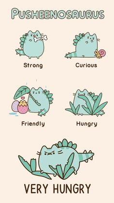 Pusheen the cat #funnycat Funny Animal Pictures, Cute Pictures, Funny Animals, Cute Animals, Gato Pusheen, Pusheen Love, Pusheen Stuff, Cute Animal Drawings, Kawaii Drawings