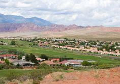 Forbes ranks Top Cities for Job-Seeking College Grads - No. 1 St. George, Utah