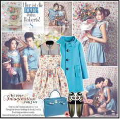 """""""let your imagination run free"""" by annakitty on Polyvore"""