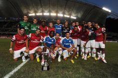 Kitchee FC v Arsenal | Fixtures & Reports | Fixtures | Arsenal.com