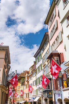 Zurich Itinerary Things To Do In Augustinergasse Free Switzerland