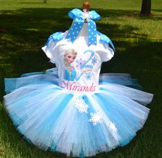 Hey, I found this really awesome Etsy listing at https://www.etsy.com/listing/238439397/frozen-inspired-elsa-tutu-and-custom