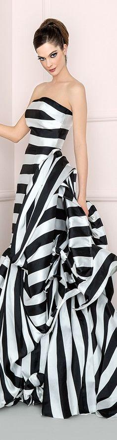 ➶ The Simplicity of Stripes ♠️  {stripy}  Antonio Riva sposa 2016