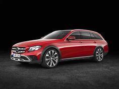 Vorstellung: Mercedes-Benz E-Klasse All-Terrain – Vielseitigkeit und Intelligenz in markantem Outfit