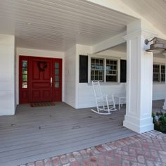Front Porch Pillars Design Ideas, Pictures, Remodel, and Decor - page 19