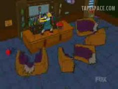 Every Simpsons Couch Gag