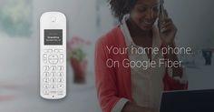 Google Launches Fiber Phone Service