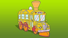 magic school bus bus - Google Search