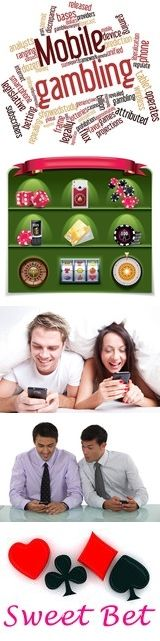 Play casino games on your mobile phone or tablet. Visit SweetBet.com and start playing today!!