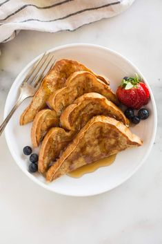 Classic French Toast - Tastes Better From Scratch Food Recipes For Dinner, Food Recipes Homemade Breakfast Dishes, Breakfast Recipes, Breakfast Slider, Crockpot Recipes, Cooking Recipes, Dog Treat Recipes, Lunch Recipes, Morning Food, Clean Eating Snacks