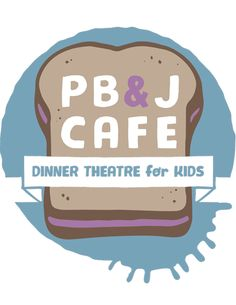Adirondack Theatre Festival presents PB&J Cafe: Dinner Theatre for Kids at the Charles Wood Theater in Glens Falls. July 14-August 1.