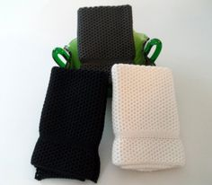 I just listed Dish Cloths Knit in Cotton by The Needle House in Black White Anthracite on The CraftStar @TheCraftStar #uniquegifts Finally have Black $12.00