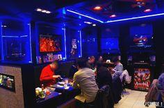 Capcom Bar in Shinjuku
