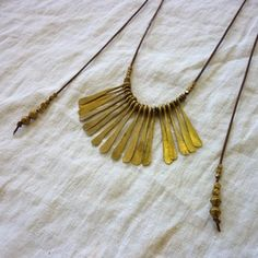 Marisa Haskell necklace.