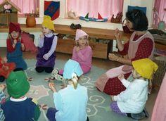 STORYTELLING: THE HEART OF WALDORF EDUCATION - Sarah Baldwin - Moon Child Blog