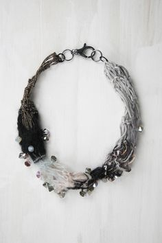 SHADOWPLAY, COLLECTION 1 HARKNESS: litle pieces of rodarte? found thanks to christina von messling on pinterest.