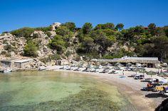 Cala Carbo, Ibiza beach - White Ibiza. Photography by Sofia Gomez Fonzo