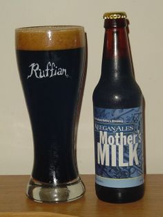 Keegan Ales Mother's Milk Stout - A smooth sweet milk stout. Goes good with some chocolate cake. (6.00% Alc by Vol)