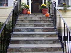 concrete front steps design ideas | ... creating designing all ...