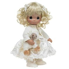 Precious Moments 12 Inch Doll, 'Ewe So Sweet' Blonde, New with Tag/Box, 4541 Plastic Canvas Tissue Boxes, Plastic Canvas Patterns, Girl Dolls, Baby Dolls, Precious Moments Figurines, Monster High Custom, Crochet Humor, Bride Dolls, Monster High Dolls
